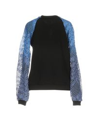 Dv Roma - Blue Sweatshirt - Lyst
