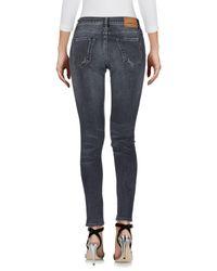Pantalones vaqueros TRUE NYC de color Black