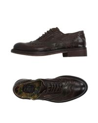 Yab - Brown Lace-up Shoe for Men - Lyst