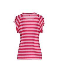 Anna Rachele Multicolor T-shirt