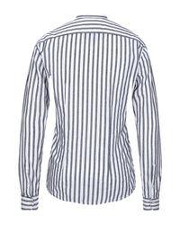 Camisa Brian Dales de hombre de color White