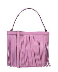 Gianni Chiarini Pink Handbag