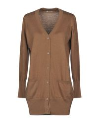 Roy Rogers Brown Strickjacke