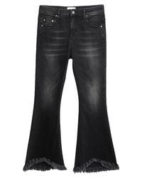 ViCOLO Black Jeanshose