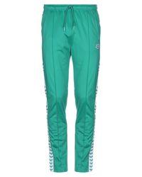 Pantalone di Arena in Green da Uomo