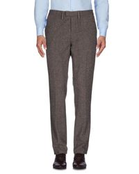 Haikure - Brown Casual Pants for Men - Lyst