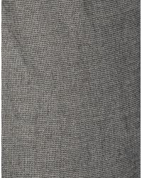 Pantalone di PT01 in Gray da Uomo