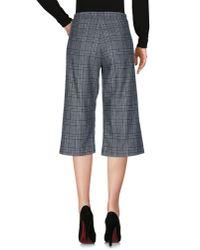 Guttha Gray 3/4-length Short