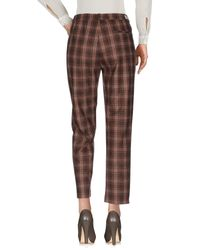TRUE NYC Brown Casual Pants