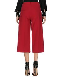 Imperial Red 3/4-length Short