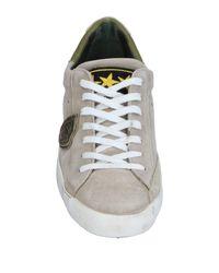 Philippe Model Gray Low-tops & Sneakers for men
