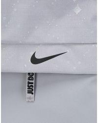 Borsa a mano di Nike in Gray