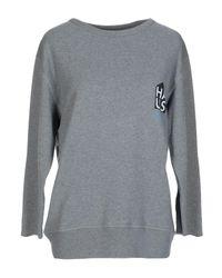 Sweat-shirt Haus By Golden Goose Deluxe Brand en coloris Gray