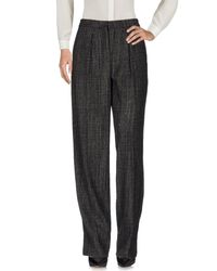 AQUILANO.RIMONDI Multicolor Casual Trouser