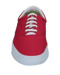 BOSS Green Red Low-tops & Sneakers for men