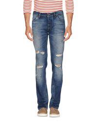 Pantaloni jeans di Dolce & Gabbana in Blue da Uomo