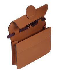 Roksanda Brown Cross-body Bag