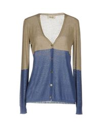 Niu Blue Cardigan