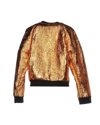 3.1 Phillip Lim Orange Sweatshirt