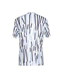 Christopher Kane Blue T-shirt for men