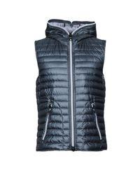 Duvetica Gray Down Jacket for men