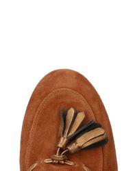 The Seller Brown Loafer