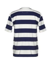 T-shirt Maison Margiela pour homme en coloris Blue