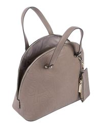 Versace Jeans Brown Handbag
