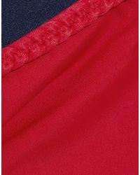 Bañador de slip Heidi Klum de color Red