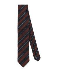 Fiorio Krawatte in Brown für Herren