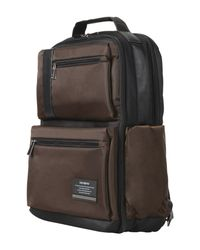 Samsonite Brown Backpacks & Bum Bags