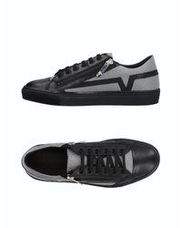 Sneakers & Deportivas Versace de hombre de color Black