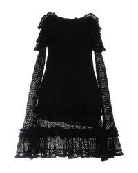 Jonathan Simkhai Black Short Dress