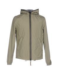 Duvetica Green Down Jacket for men