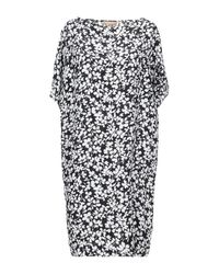 Michael Kors Black Kurzes Kleid