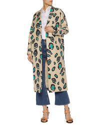 MSGM Natural Overcoat