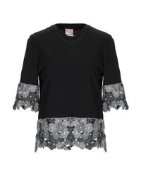 Sweat-shirt Giamba en coloris Black