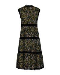 M Missoni Green Knee-length Dresses