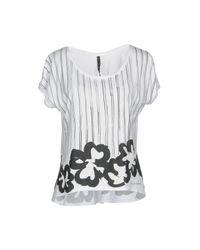 Manila Grace White T-shirt