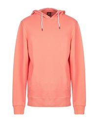 Sundek Pink Sweatshirt for men