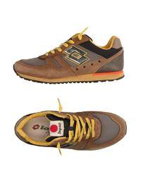 Lotto Leggenda Natural Low-tops & Sneakers for men