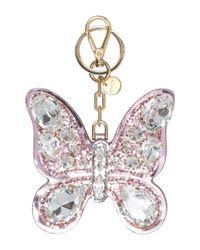 Miu Miu Pink Key Ring