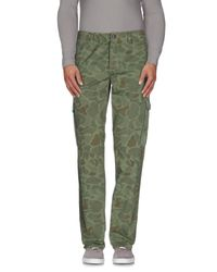 Red 5 Green Casual Trouser for men