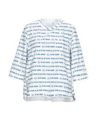 Blusa Sacai de color White