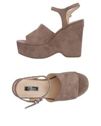 Guess - Multicolor Sandals - Lyst