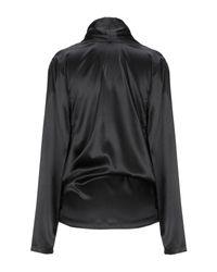 P.A.R.O.S.H. Black Bluse
