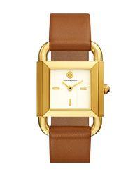 Reloj de pulsera Tory Burch de color White