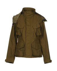Aspesi Green Jacket