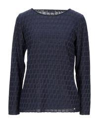 Paul & Shark Blue Pullover