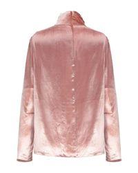 Blusa di RED Valentino in Pink